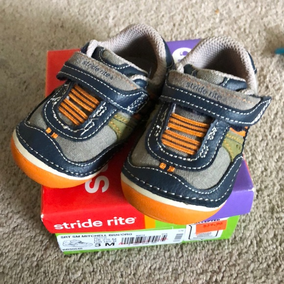 Stride Rite Other - Stride Rite baby shoes size 3